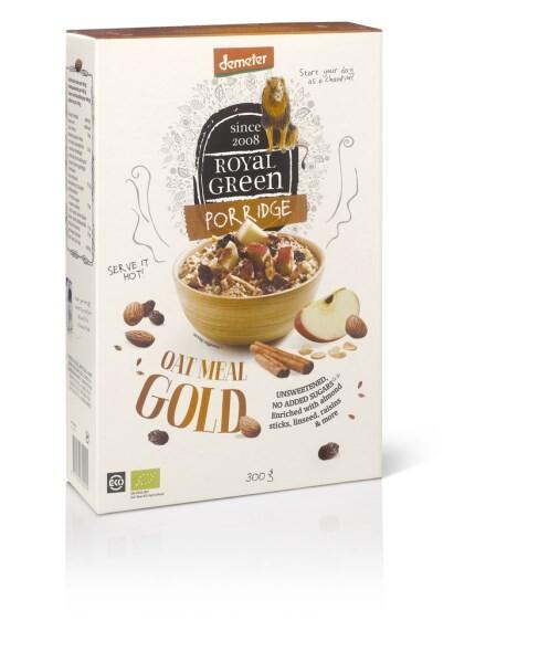 LOGO_Royal Green Oat Meal Gold