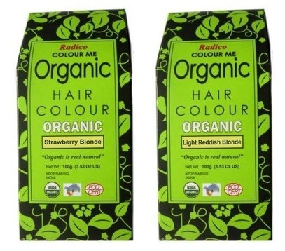 LOGO_Certified Organic Hair Colour Brand Name - Radico Colour Me Organic