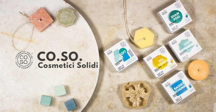 LOGO_CO.SO. - Solid Cosmetics line
