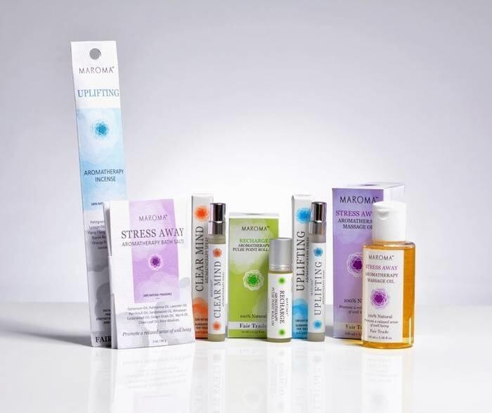 LOGO_Aromatherapy Products