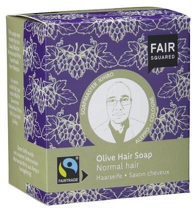 LOGO_Haarseife Olive – für normales Haar