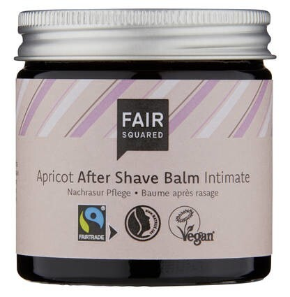 LOGO_FAIR SQUARED After Shave Balm Apricot