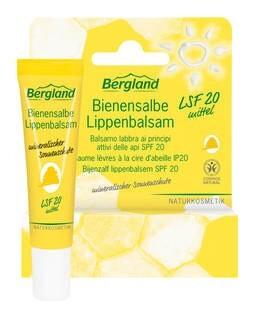 LOGO_Bee Ointment Lip Balm LSF20