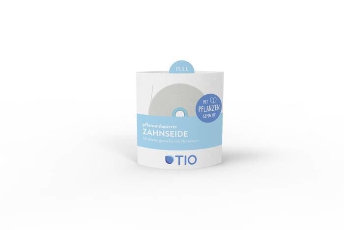 LOGO_TIO - plant based floss