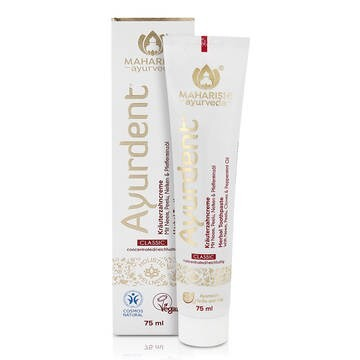 LOGO_Ayurdent Toothpaste Classic and Mild, Cleansing Milk, Skin Tonic, Revital Skin Care Cream
