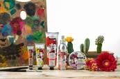 LOGO_Passion Flowers ist die pflegende Produktlinie, die das Land der Farben – Mexiko - zum Leben erweckt