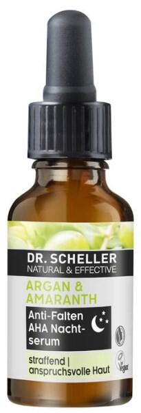 LOGO_Dr. Scheller Argan & Amaranth Anti-Wrinkle AHA Night Serum