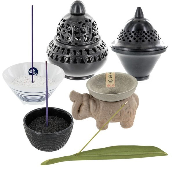 LOGO_Incense holders and accessories