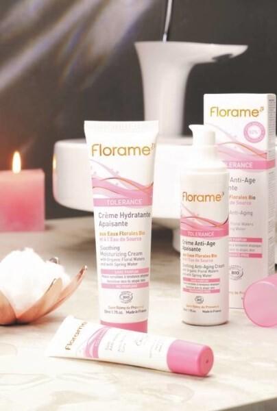 LOGO_Tolerance: Gesichtspflege für empfindliche und atopische Haut