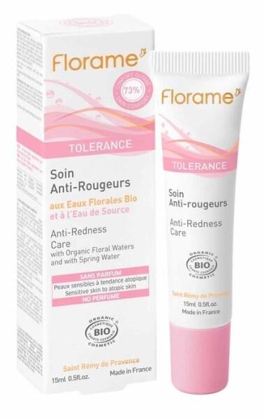 LOGO_Florame TOLERANCE Anti-Redness-Pflege für empfindliche und atopische Haut