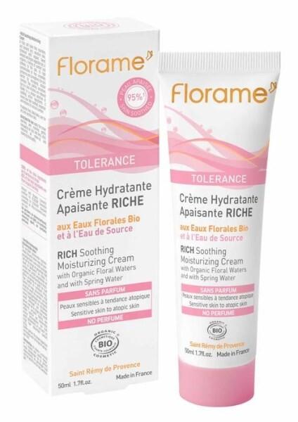 LOGO_Reichhaltige beruhigende Feuchtigkeitscreme für empfindliche und atopische Haut