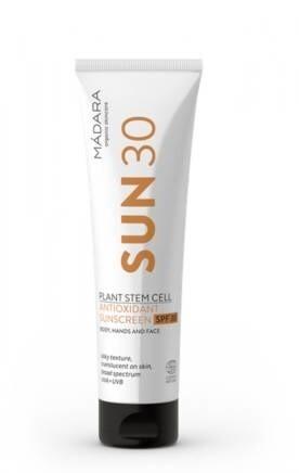 LOGO_Antioxidant Sunscreen LSF 30 for body