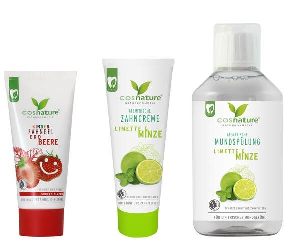 LOGO_Fresh Breath Toothpaste Lime & Mint, Fresh Breath Motuhwash Lime & Mint, Children's Toothgel Strawberry