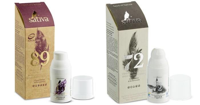 LOGO_Hyaluronic Serum No.72 Detox and Moisturizing, Regenerating Serum No.89 Anti-Aging Care