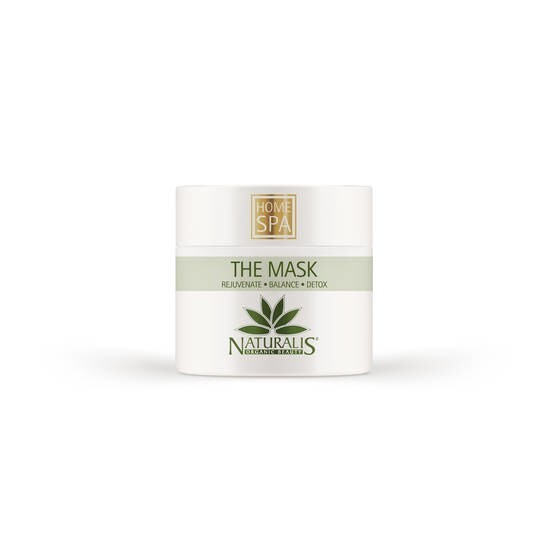 LOGO_THE MASK Rejuvenate - Balance - Detox - Gentle Scrub