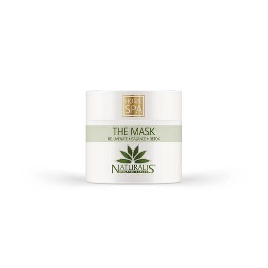 LOGO_THE MASK Rejuvenate - Balance - Detox - Gentle Scrub
