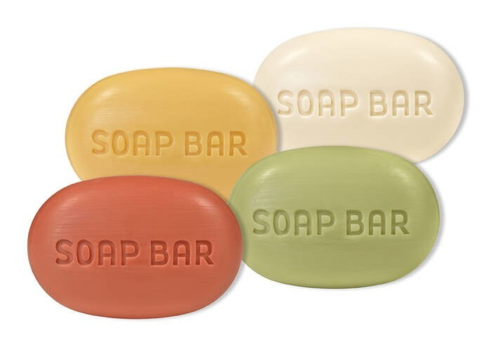 LOGO_Bionatur Soap Bar Hair+Body Blutorange, Zitrone, Kokos, Bergamotte