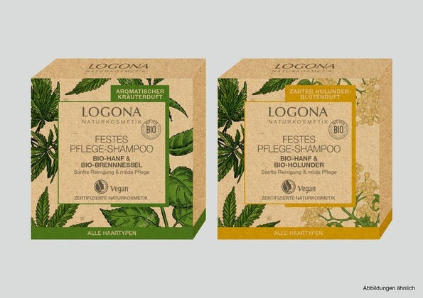 LOGO_LOGONA SOLID CARE-SHAMPOOS with Organic Hemp