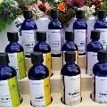 LOGO_Bio Naturkosmetik Gesichtspflege: 100% Pflanze