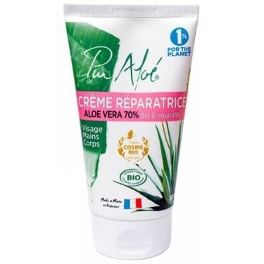 LOGO_Repairing Cream - 70% Aloe Vera - 150ml