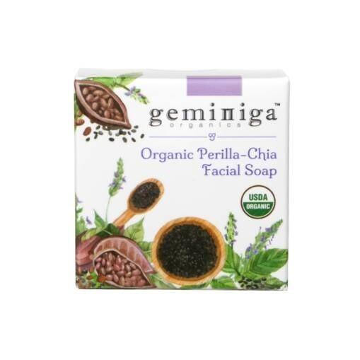 LOGO_Organic Perilla-Chia Facial Soap