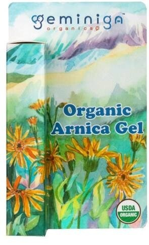LOGO_Organic Arnica Gel