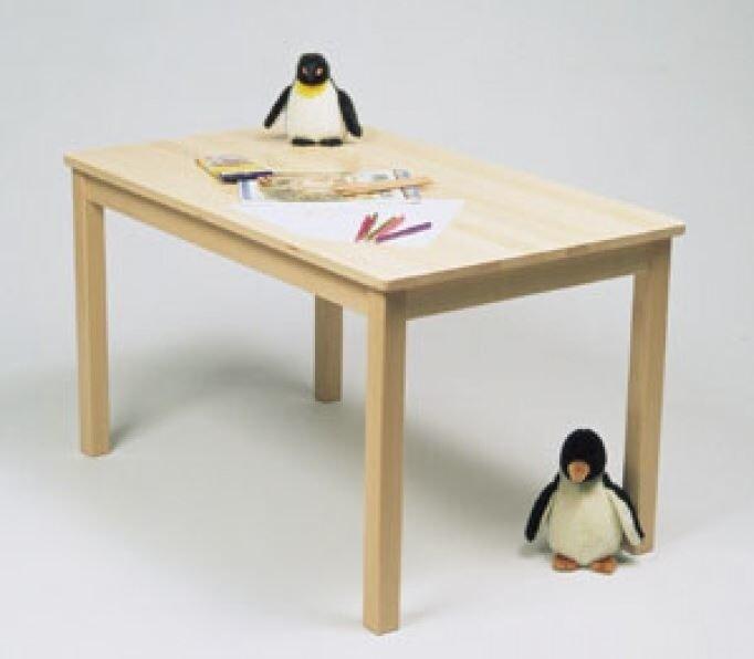 LOGO_Kindertisch Rechteckig - 100 cm