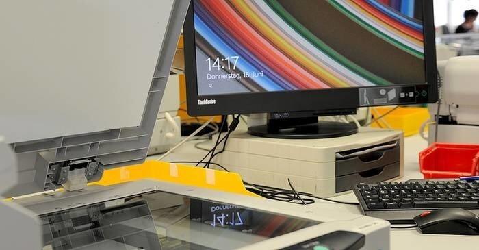 LOGO_Digitalisierung / digitale Archivierung