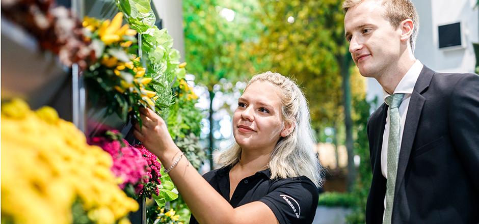 GaLaBau 2018 - vertikale Gärten im urbanen Raum