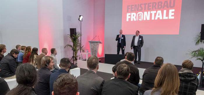 Rückblick FENSTERBAU FRONTALE 2019 - Vortrag im Forum