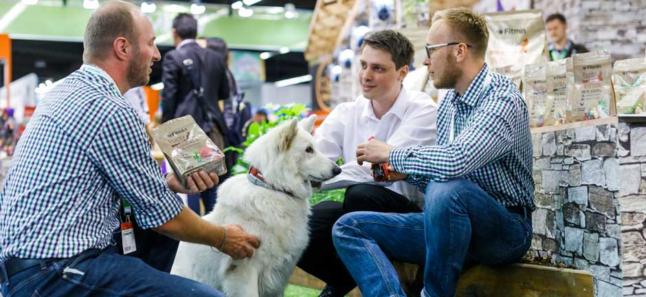 Review Interzoo 2018 - Animals at the trade fair