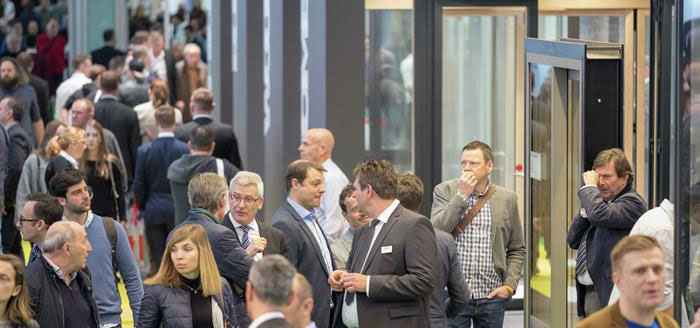 Review FENSTERBAU FRONTALE 2019 - on the floor