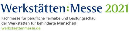 Werkstätten:Messe Logo