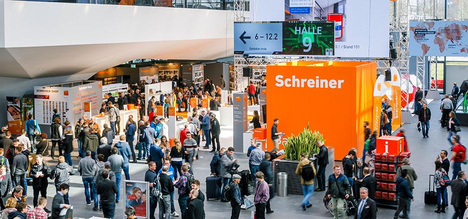 Review Holz-Handwerk 2018 - Entrance Mitte Schreiner