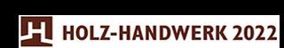 Holz-Handwerk 2022 Logo