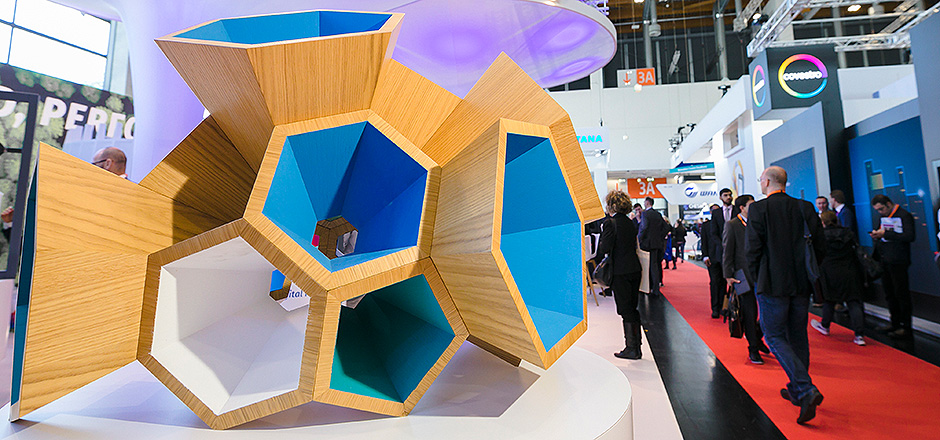 Review European Coatings Show 2019 - Messegeschehen