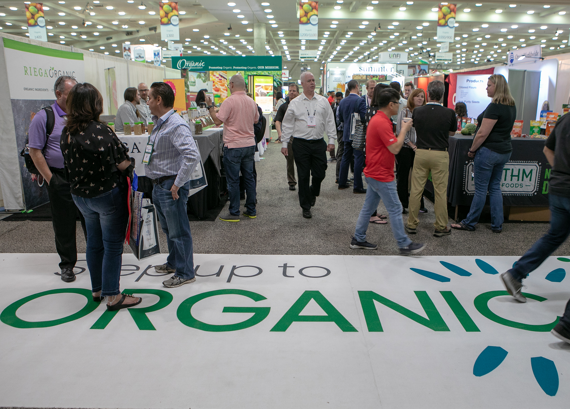 BIOFACH America Review 2019 - Trade fair activities
