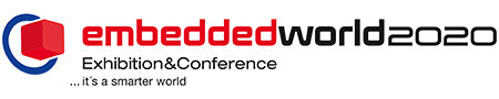 Logo embedded world