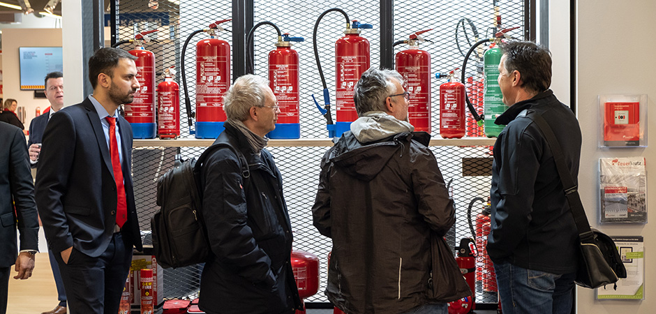 Review FeuerTrutz 2019- fire extinguishers
