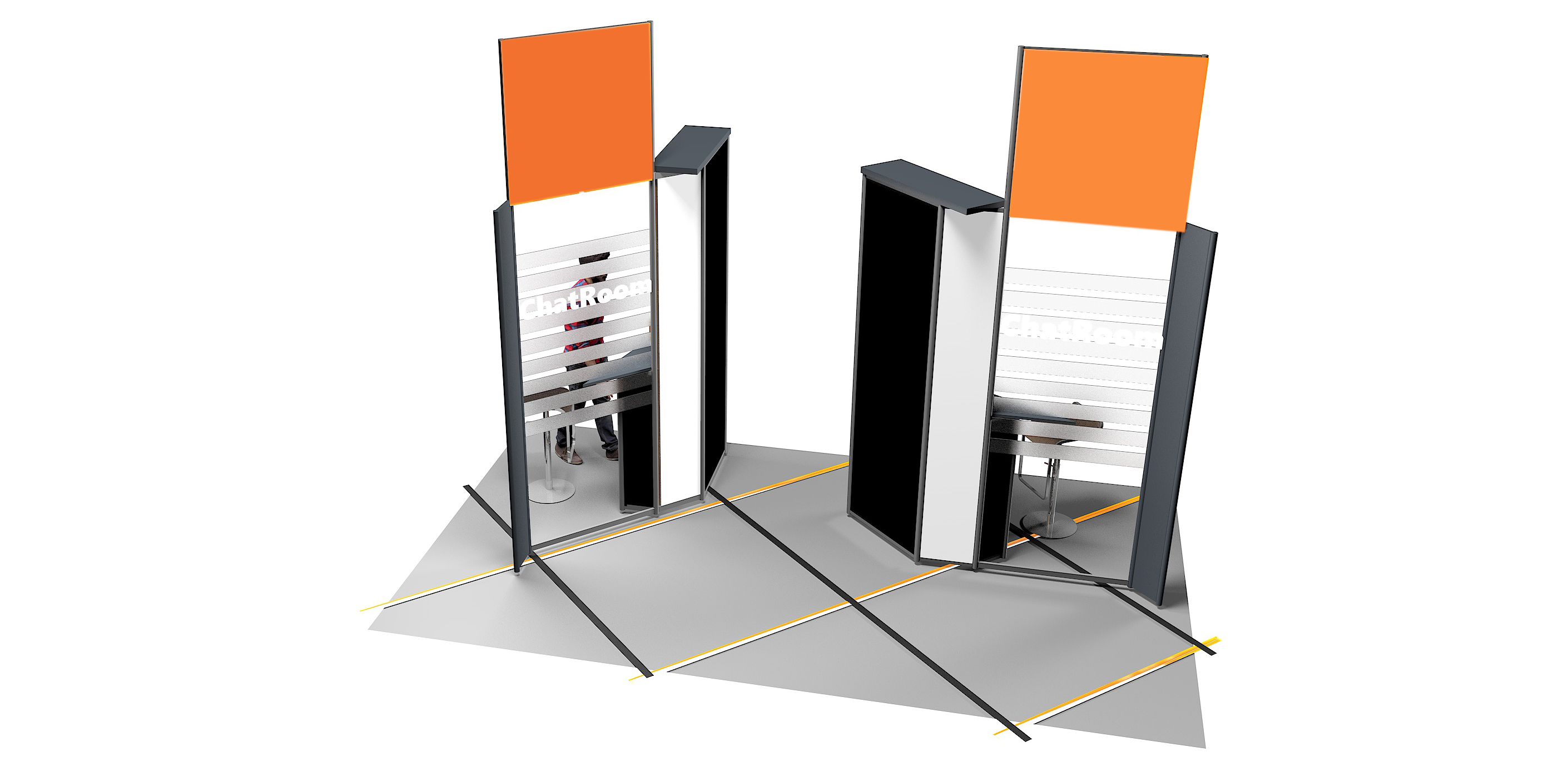 Remote Messestand FACHPACK