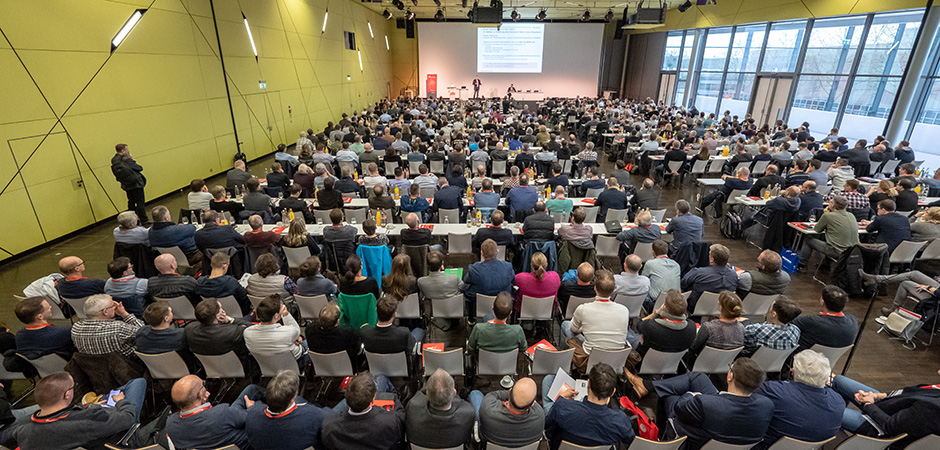 Review FeuerTrutz 2019 - Congress