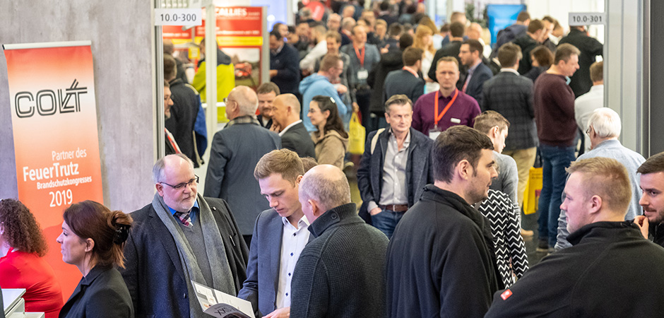 Review FeuerTrutz 2019 - Trade fair