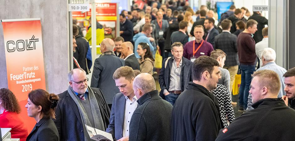 Review FeuerTrutz 2019 - Trade fair