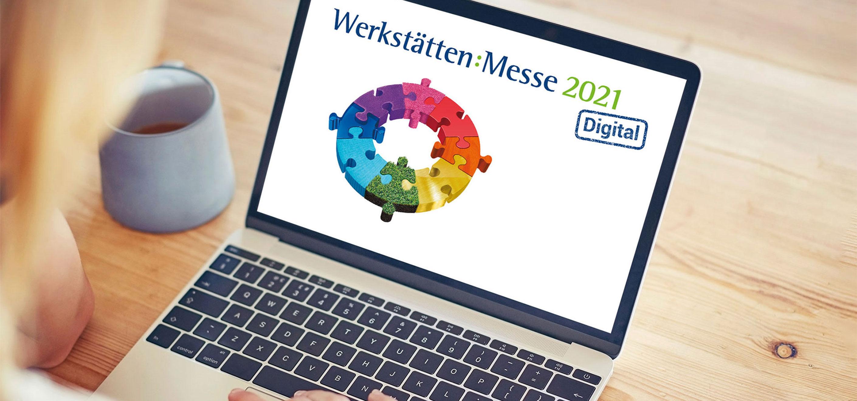 Werkstätten:Messe 2021 Digital