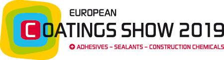 Logo European Coatings Show 2019