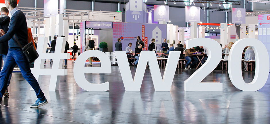 Rückblick embedded world 2020 - Hastag #ew20