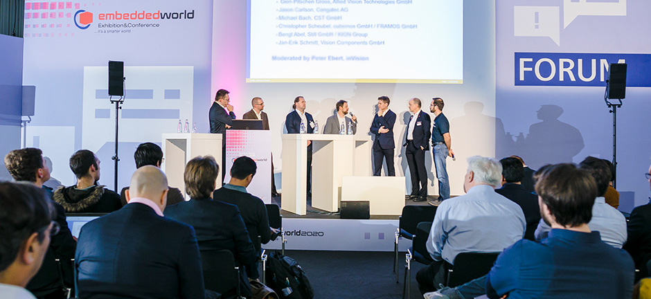 Rückblick embedded world 2020 - Forum