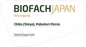 Logo BIOFACH JAPAN