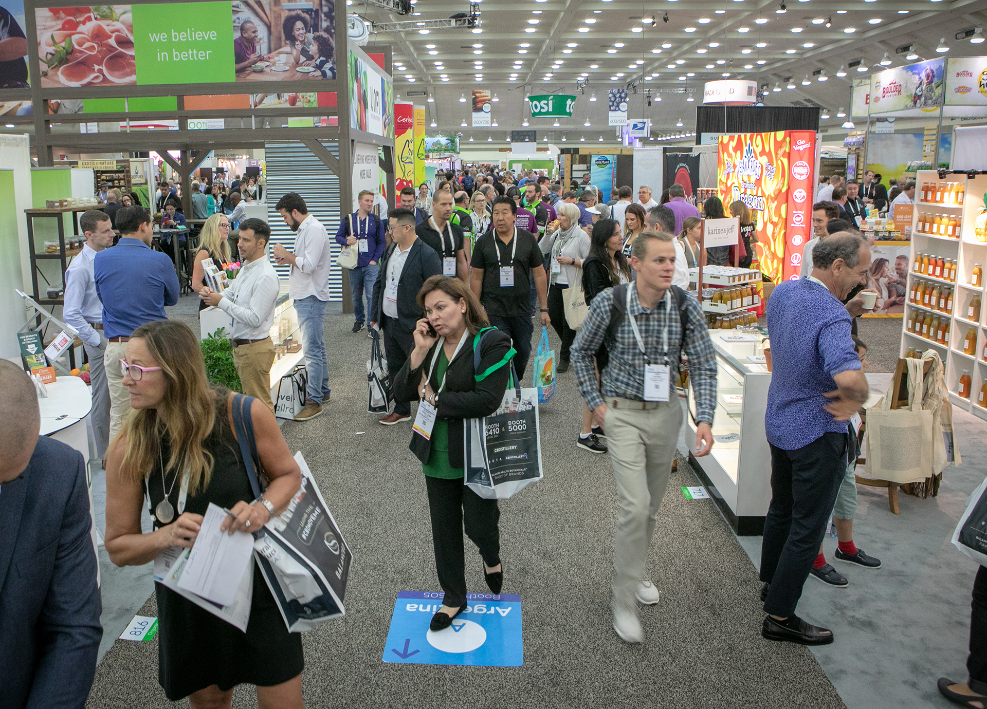 BIOFACH America Review 2019 - Halls