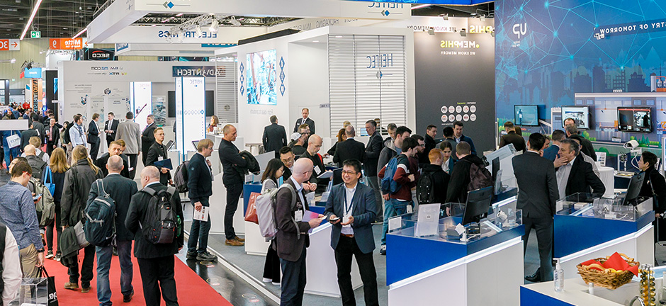 Rückblick embedded world 2020 - Messegeschehen Areas